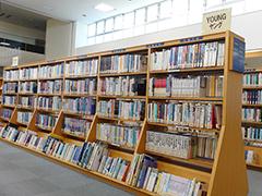 中央図書館の外観