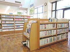 竜洋図書館の外観
