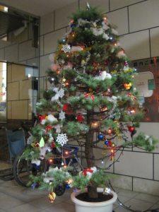 【福田】クリスマスツリー