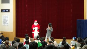 【中央図書館】クリスマスおたのしみ会