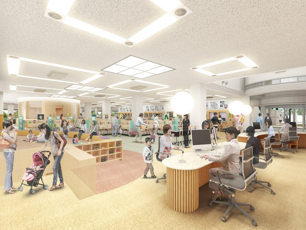 図書館 豊田 市